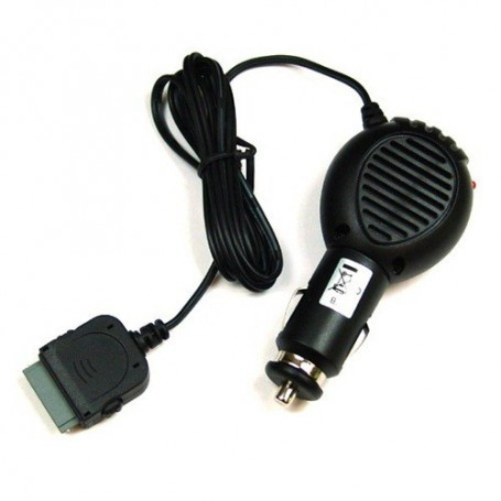NedRo - Car Charger for Apple Dock connector (30-pin) 2A ON811 - Auto charger - ON811 www.NedRo.us