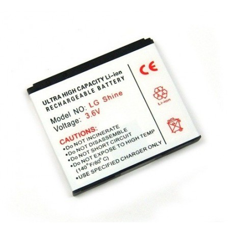 OTB, Batterij Voor LG KE970 Shine Li-Ion ON814, LG telefoonaccu's, ON814, EtronixCenter.com