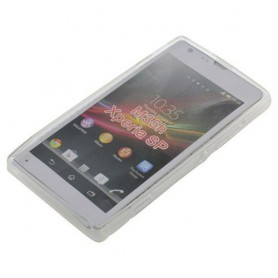 OTB, TPU case for Sony Xperia SP, Sony phone cases, ON851