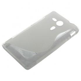 OTB - Husa telefon TPU pentru Sony Xperia SP - Sony huse telefon - ON851 www.NedRo.ro