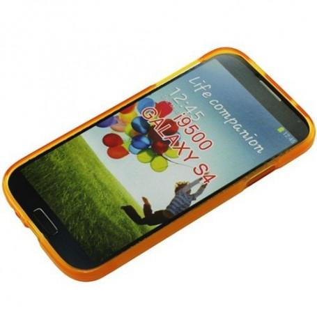 OTB - TPU case voor Samsung Galaxy S4 i9500-i9505 - Samsung telefoonhoesjes - ON857-CB www.NedRo.nl