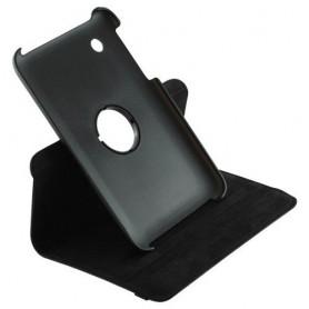 NedRo, Husa piele sintetica Samsung Galaxy Tab 2 7.0 Black ON868, Huse iPad și Tablete, ON868, EtronixCenter.com