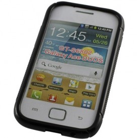 OTB - TPU Case For Samsung Galaxy Ace DUOS S6802 S-Curve - Samsung phone cases - ON883 www.NedRo.us