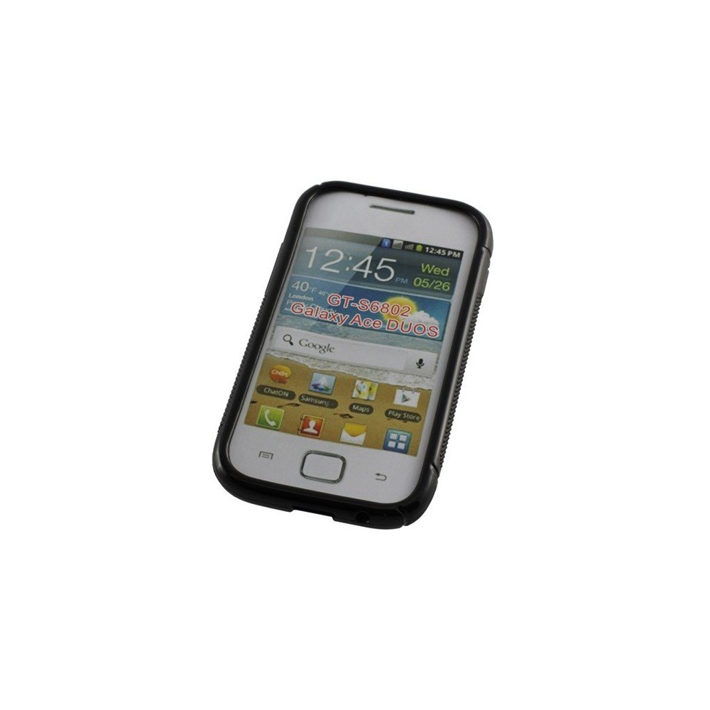 TPU Case Voor Samsung Galaxy Ace DUOS S6802 S-Curve