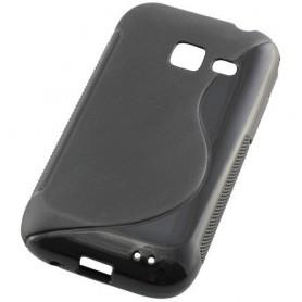 OTB - TPU Case Pentru Samsung Galaxy Ace DUOS S6802 S-Curve - Samsung huse telefon - ON883 www.NedRo.ro