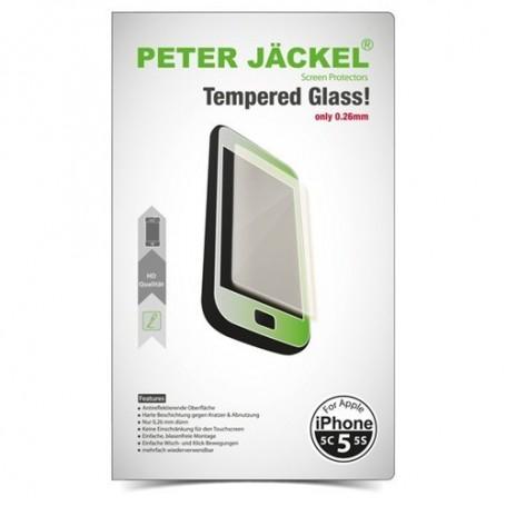 Peter Jäckel, Peter Jackel HD Gehard glas voor Apple iPhone 5 / iPhone 5C / iPhone 5S, iPhone gehard glas , ON2530, EtronixCe...