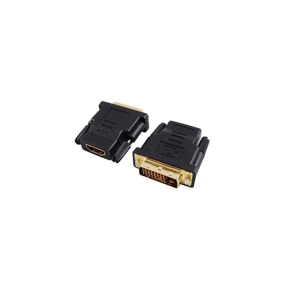 NedRo - HDMI Female naar 24+1 DVI Male Adapter YPC270 - HDMI adapters - YPC270 www.NedRo.nl