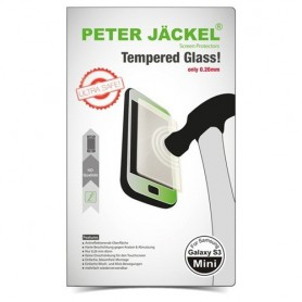 Peter Jackel HD Gehard glas voor Samsung Galaxy S3 Mini
