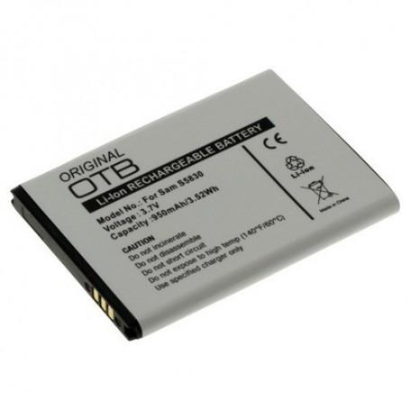 OTB, Batterij Voor Samsung Galaxy Ace S5830 Li-Ion ON922, Samsung telefoonaccu's, ON922, EtronixCenter.com