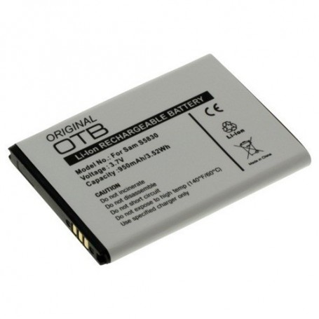 OTB - Battery For Samsung Galaxy Ace S5830 Li-Ion ON922 - Samsung phone batteries - ON922
