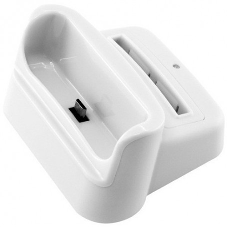 OTB, Duo Dockingstation voor Samsung Galaxy S II I9100 wit ON929, Thuislader, ON929, EtronixCenter.com