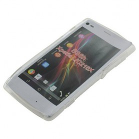 NedRo - TPU Case for Sony Xperia L S-Curve transparent ON939 - Sony phone cases - ON939 www.NedRo.us