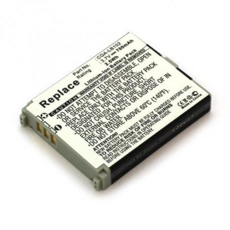 OTB, Batterij Voor Panasonic CGA-LB102 Li-Ion ON945, Telefoonaccu's diverse merken , ON945, EtronixCenter.com