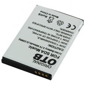 OTB, Batterij Voor SDA music Li-Ion ON958, Telefoonaccu's diverse merken , ON958, EtronixCenter.com