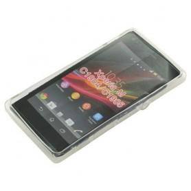 OTB - TPU Case voor Sony Xperia M - Sony telefoonhoesjes - ON978 www.NedRo.nl