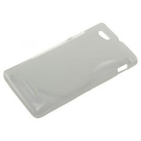 OTB - TPU Case for Sony Xperia M S-Curve transparent ON978 - Sony phone cases - ON978 www.NedRo.us
