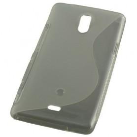 OTB - husa telefon TPU pentru Sony Xperia Z - Sony huse telefon - ON979 www.NedRo.ro