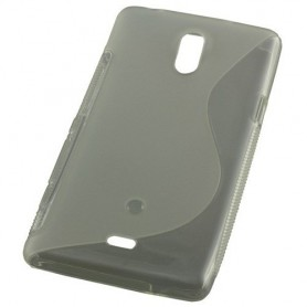 OTB - TPU Case voor Sony Xperia Z S-Curve transparent ON979 - Sony telefoonhoesjes - ON979 www.NedRo.nl