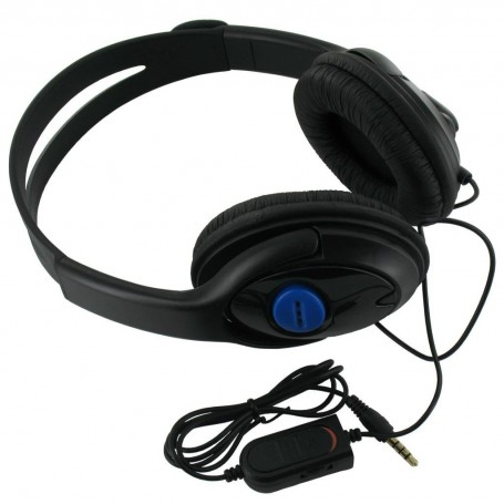 Oem - PS4 & Online Gaming Headset with Wire YGP451 - PlayStation 4 - YGP451