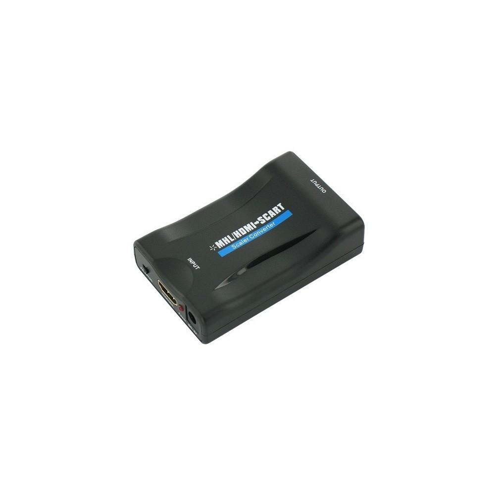 NedRo - MHL/HDMI to Scart Converter YPC289 - HDMI adapterek - YPC289 www.NedRo.hu