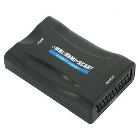 NedRo, MHL/HDMI to Scart Converter YPC289, HDMI adapters, YPC289, EtronixCenter.com