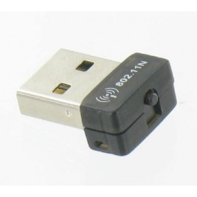NedRo, WiFi 150Mbps Ultra Mini Nano USB Adapter YNW031, Wireless, YNW031