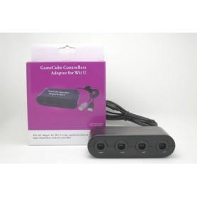 NedRo - GameCube Controller Adapter for Wii YGN920 - Nintendo Wii U - YGN920 www.NedRo.us