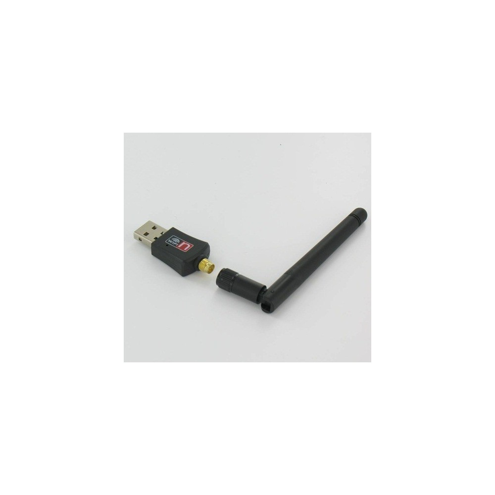 Wifi 300Mbps Ultra Mini Adapter met Externe Antenne YNW040