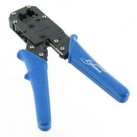 NedRo - Cleste sertizat pentru cabluri de retea RJ45 si RJ11 - Instrumente de rețea - YNK002 www.NedRo.ro