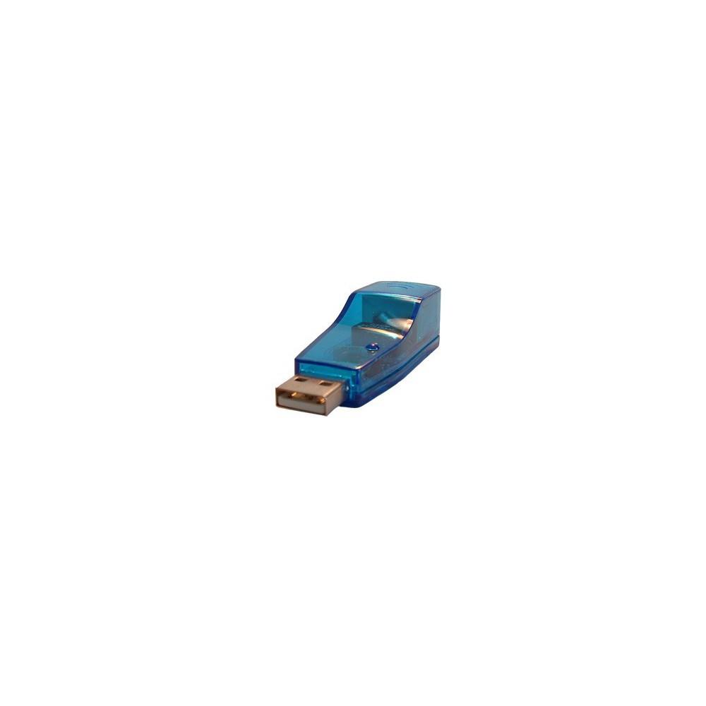 NedRo - Adaptor USB la Internet prin UTP 10/100Mbps YPU104 - Adaptoare retea - YPU104 www.NedRo.ro