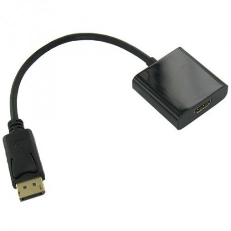 NedRo, Displayport naar HDMI adapter YPC286, HDMI adapters, YPC286, EtronixCenter.com