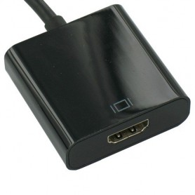 NedRo, DisplayPort to HDMI adapter YPC286, HDMI adaptoare, YPC286, EtronixCenter.com