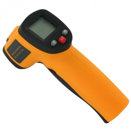 unbranded, Infrared Thermometer with Laser Pyrometer -50 to 380 degrees, Test equipment, AL168