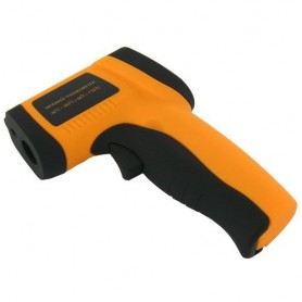 NedRo - Infrared Thermometer with Laser Pyrometer -50 to 380 degrees - Test equipment - AL168 www.NedRo.us