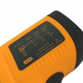 NedRo, Infrared Thermometer with Laser Pyrometer -50 to 380 degrees, Test equipment, AL168, EtronixCenter.com