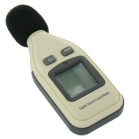 NedRo, Digitale geluidsmeter Decibel Tester Analyzer 30-130dB, Testapparatuur, AL585, EtronixCenter.com
