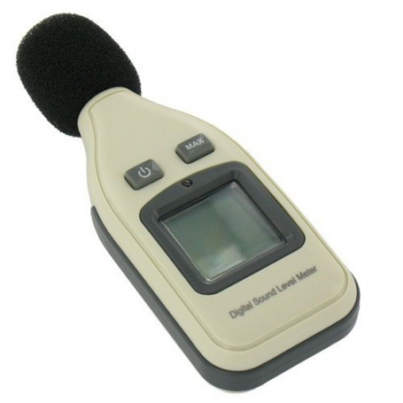 NedRo - Digital Sound Level Meter Decibel Tester Noise Analyzer 30-130dB - Test equipment - AL585