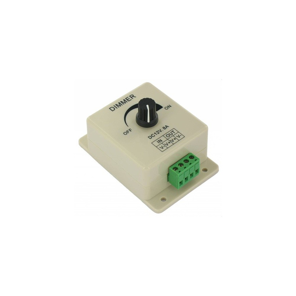 NedRo - LED Dimmer for 12 Volt and 24 Volt AL199 - LED Accessorii - AL199 www.NedRo.ro