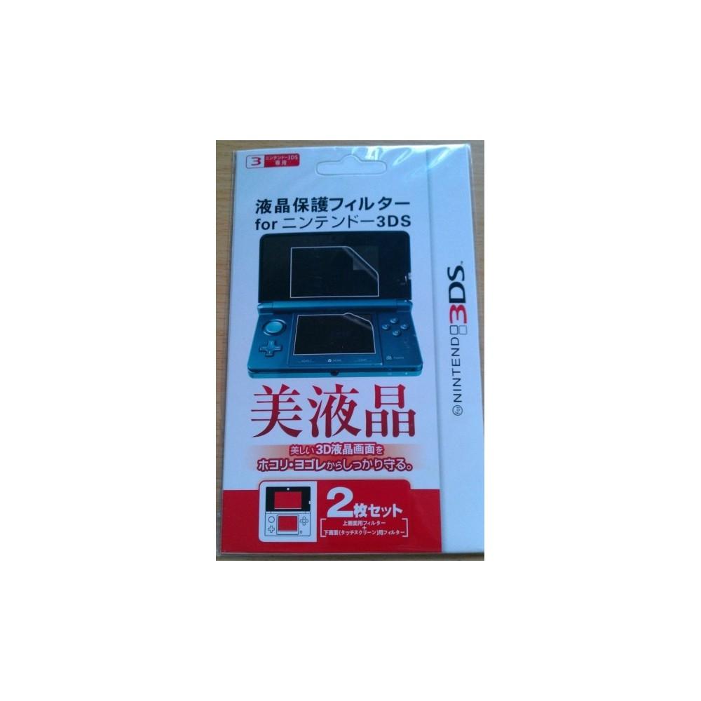 Nintendo 3DS Screen protector Folie 00860