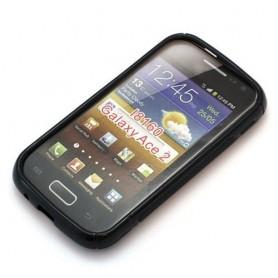 OTB - TPU Case pentru Samsung Galaxy Ace 2 I8160 S-Curve - Samsung huse telefon - ON1081 www.NedRo.ro