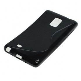 OTB, TPU Case voor Samsung Galaxy Note Edge SM-N915, Samsung telefoonhoesjes, ON1093-CB, EtronixCenter.com